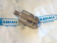 Radiall R191331000 sma femelle vers type n femelle rf adaptateur ae1y1