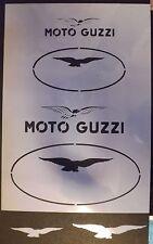 airbrush stencil templati Moto Guzzi A3 A4 A5 di alta qualità