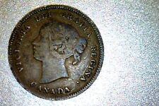 1893 Canada Silver 5 Cent