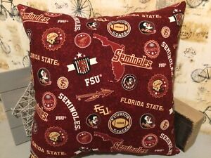 FLorida state decorative Throw Pillow