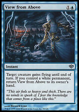 View from Above X4 EX/NM Conflux MTG Magic Cards Blue Uncommon