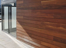 Spotted Gum Shiplap feature grade 76 x 19 End Matched Timber Cladding