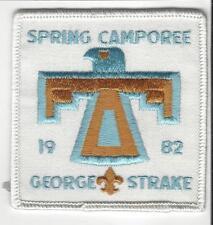 Sam Houston Area Council Camp Strake Camporee Boy Cub Scout Patch - OA 137 CSP
