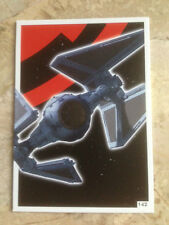 STAR WARS Force Awakens - Force Attax Trading Card #142 Puzzle
