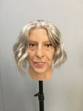 Deluxe Theresa May  Mask Latex Overhead Fancy Doll Costume Female