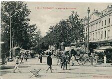 TOULOUSE LOT 3 Cartes avec l'Avenue Lafayette