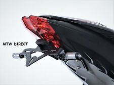 Triumph Street Triple / R 2013-2017 R&G RACING tail tidy licence plate holder
