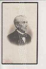 Oud doodsprentje DP E. E. Pauwels Oud-Koster Putte bij Mechelen 1905