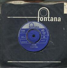 """PRETTY THINGS Cry To Me UK 4th 7"""" Fontana PSYCH GARAGE FREAKBEAT BEAT"""