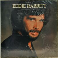 "Eddie Rabbitt Vinyl LP ""The Best of Eddie Rabbitt"" [Elektra 6E-235]"
