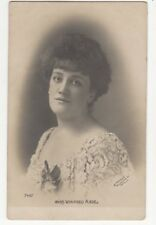 Actress Winifred Hare Paramount Theatre London Pantomime 1902 RP Postcard 837b