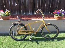"Vintage HUFFY RANGLER Banana Seat Bike 20"" Boys"