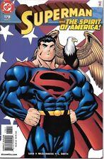 Superman Comic Book 2nd Series #178 DC Comics 2002 NEAR MINT NEW UNREAD