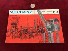 catalogue brochure de jouet N 16 meccano