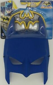 Batman Cowl and Batarang Role Playset by Mattel Mask for children, Carnival NEW