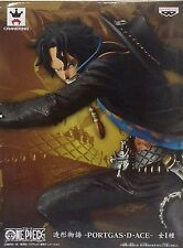ONE PIECE PORTGAS D. ACE ZOUKEI MONOGATARI FIGURA FIGURE NEW NUEVA