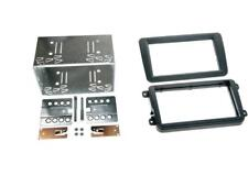 Skoda Rapid Spaceback Nh Car Radio Panel Mounting Frame Double Din / 2-DIN