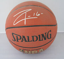 Pau Gasol Signed Indoor/Outdoor Basketball
