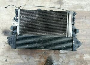 FORD MONDEO MK4 07-14 2.0 TDCI RADIATOR COOLING PACK WITH FAN