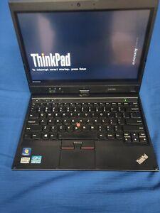 Lenovo ThinkPad X230T Lap/T  i7 -3520  128ssd  4GB Windows10 FINGER PRINT READER