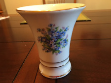 "Schumam Minature Vase Made In Arzburg Germany 4"" Tall"