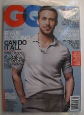 RYAN GOSLING CAN DO IT ALL January 2017 GQ Magazine NEW SEALED
