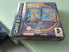 columns crown /chuchu rocket  GBA gameboy advance
