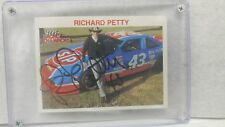 Vintage Racing Champions Richard Petty #43 AUTOGRAPHED Card