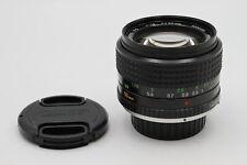 Used Minolta MC Rokkor-PG 50mm F1.4 [MD] (#3090230)