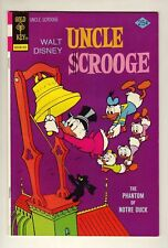 Uncle Scrooge #114 - Sept. 1974 Gold Key - Carl Barks art - Fine/Very Fine (7.0)