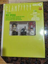 New Clamp no Kiseki Volume 6 Tokyopop Manga Tsubasa Chess Pieces Figures Knight
