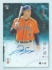 GEORGE SPRINGER 2014 BOWMAN STERLING RC SIGNATURE AUTOGRAPH AUTO # 1/25 ASTROS