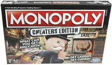 Hasbro Gaming - Monopoly Cheater's Edition [New ] Table Top Game, Boar