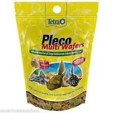 Tetra Multi Wafer Pleco Catfish Algae Food Wafers 150g