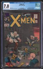 X-Men #11 5/65 Marvel CGC 7.0 1st Appearance of The Stranger 042721DBCG