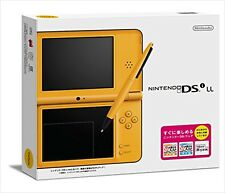 Nintendo DSi LL yellow Japan Manufacturer production end