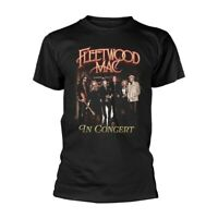 IN CONCERT  by FLEETWOOD MAC  T-Shirt All Sizes Official Merchandise