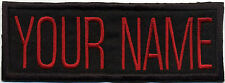 """Custom VIDEO game style Ghostbusters Embroidered Name Tag Patch - """"YOUR NAME"""""""