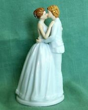 SALE 50% OFF-Lesbian Brides True Romance Wedding Couple Figurine/Cake Top