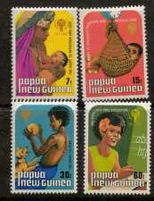 PAPUA NEW GUINEA SG376/9 1979 YEAR OF THE CHILD MNH