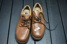 Dockers Men Glacier Genuine Leather Rugged Casual Lace-up Oxford Shoe - Size 11W