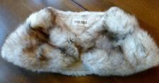 Vintage 1960's Joseph Magnin Silver Fox Fur Stole