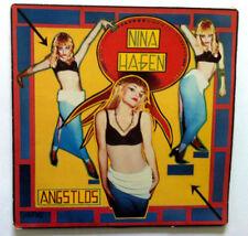 NINA HAGEN Angstlos Disque LP VINYL 33 T 25667 HOLLANDE  1983