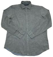 Ralph Lauren Mens Long Sleeve Shirt Classic Fit 100% cotton XS, M, XL Genuine