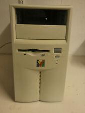 Vintage 286/386/486/Pentium PC mit Tower Case Retro PSU 200w MHz weiß