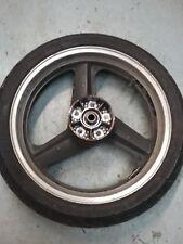 1988 Honda Cbr 400 nc23 rear wheel rim