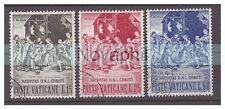 VATICANO - 1959 -  NATALE  SERIE  USATA