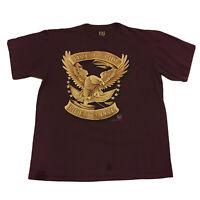 "VTG 1993 3D Emblem Motorcycle T-Shirt Mens XL ""Live To Ride"" Double Sided USA OG"
