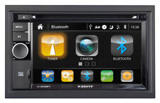 XZENT X202BT MK2 2-Din Moniceiver Autoradio mit BT CD & DVD USB Touchscreen NEU