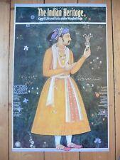 Original Poster The Indian Heritage 1982